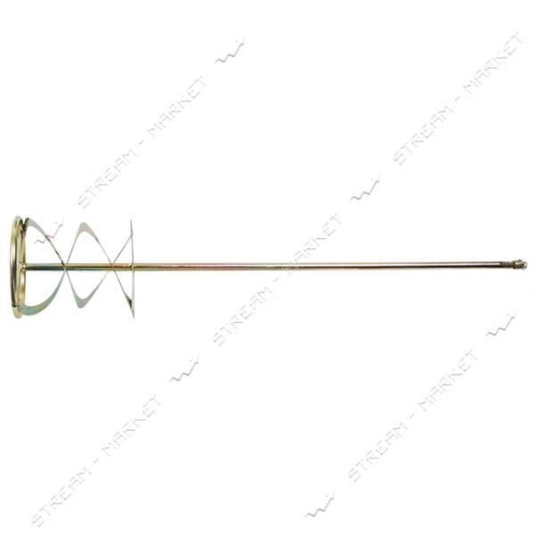 Миксер для строительных растворов H-TOOLS 22К002 , 120 мм М14 (для дрели)