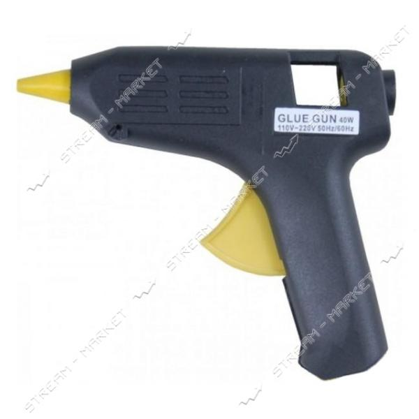 SIGMA 2721021 пистолет термоклеевой d 11, 2 мм 40 Вт, к стержням 11, 2 мм