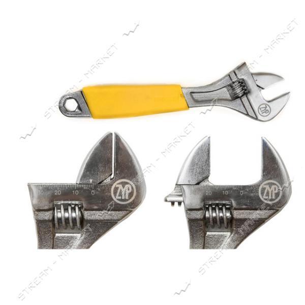 ZYP (350-123) Ключ разводной 250 мм