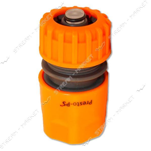 Коннектор 5810 Presto оранж STOP 1/2 5/8 25шт