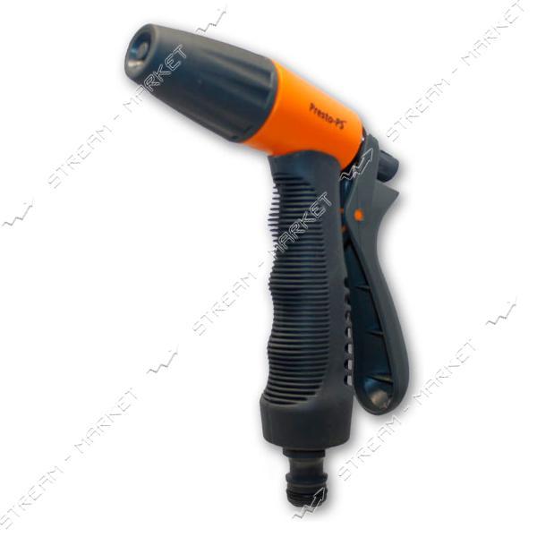 Presto 7208 (оранж) Пистолет пластиковый Брандспойт