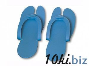 Тапочки-вьетнамки, голубой, 5 мм, 25 пар/уп - Сандалии, вьетнамки, сланцы женские в Санкт-Петербурге