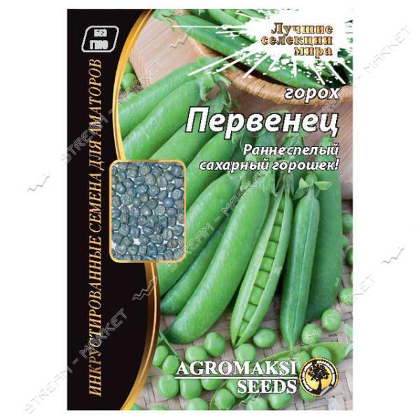 Семена Горох овощной АГРОМАКСИ Первенец 30г