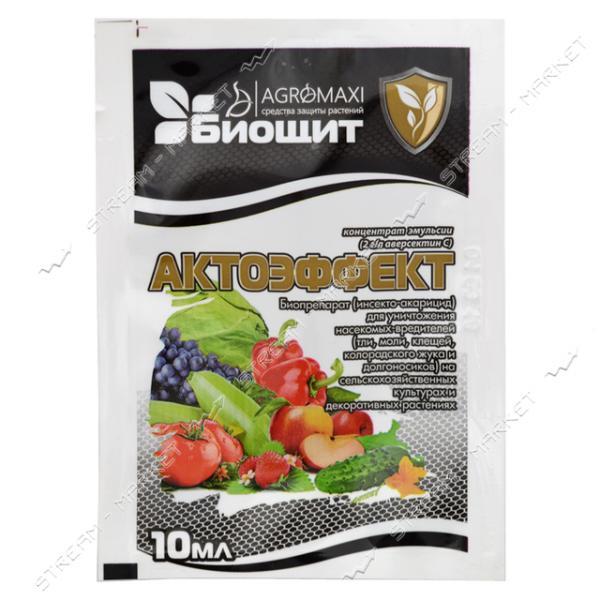 АГРОМАКСИ Биощит Актоэффект 10мл (биоинсект антистресс)