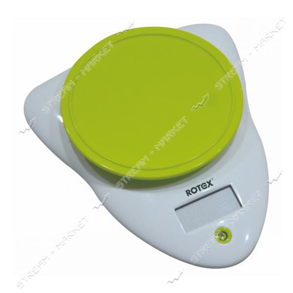 Весы кухонные Rotex RSK06-P 5кг