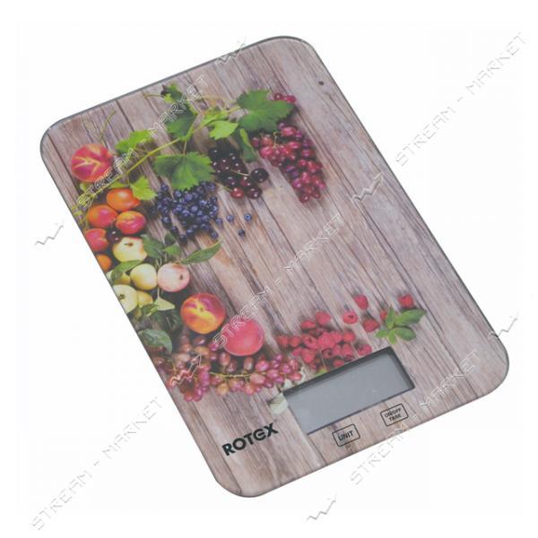 Весы кухонные Rotex RSK14-P Grape 5кг