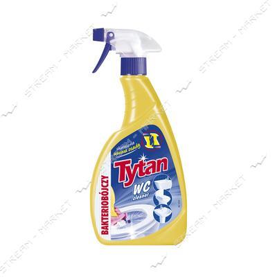 TYTAN Моющее средство для туалетов спрей триггер 500мл