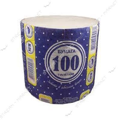 Туалетная бумага НК Сервис 100