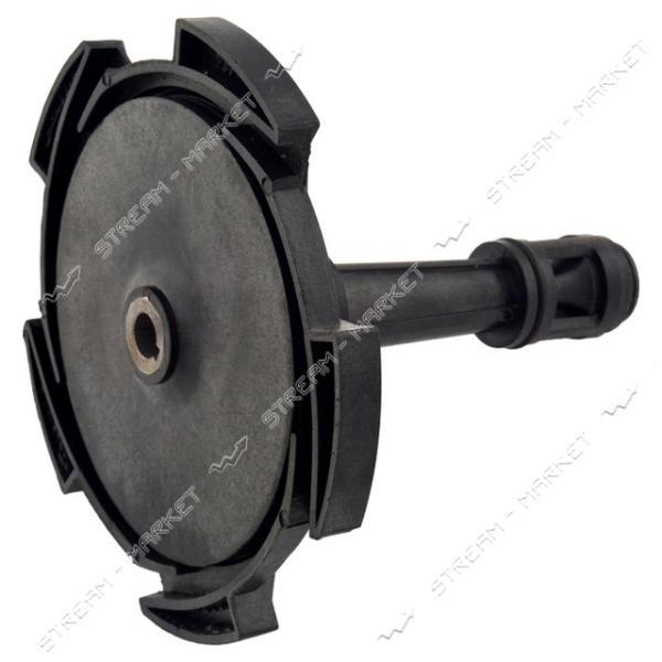 Диффузор в сборе с трубкой Вентури и крыльчаткой для насосов типа DP 355 (Черный)пос. место 46мм