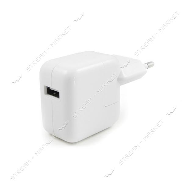 Сетевое зарядное устройство для iPad F1357 5V/2.1А 1USB цвет белый