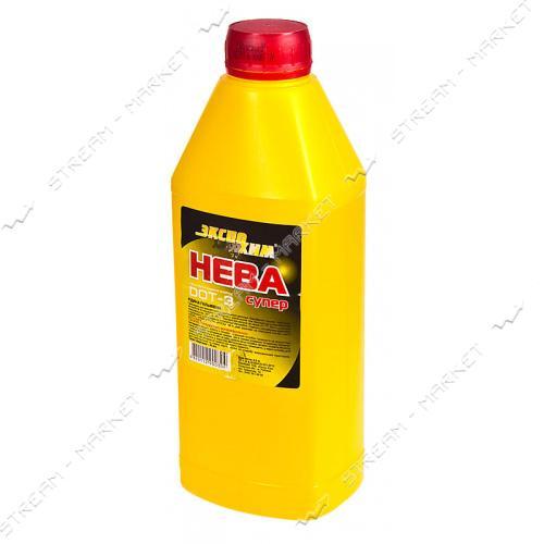 Экспо Хим DOT-3 HEBA Тормозная жидкость 0.9кг