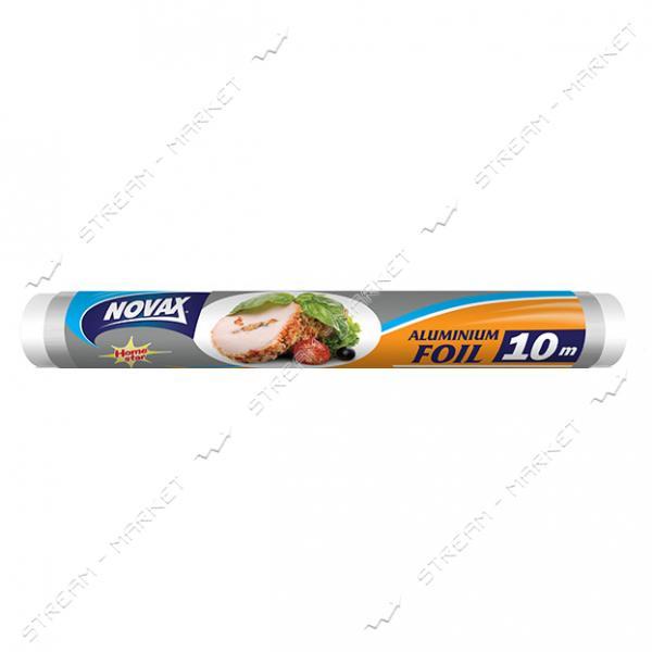 Novax Фольга алюминиевая 10м