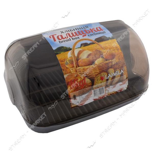 Хлебница пластиковая Lamella Миди