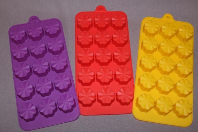 Фото Силиконовые формы для выпечки, Формы для шоколада и льда Силиконовая форма для шоколада