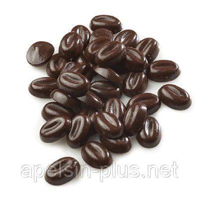 Фото  Поликарбонатная форма для шоколада Кофейные зерна 77 ячейки