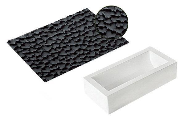 Фото Текстурные коврики, маты и оттиски для мастики Текстурный силиконовый мат