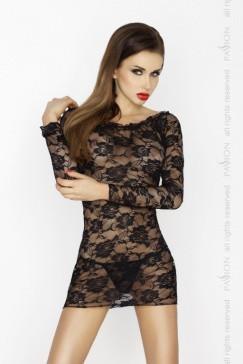 Черная сорочка Yolanda S/M
