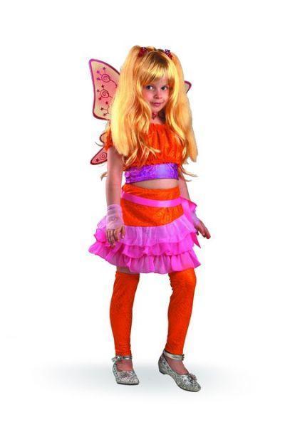 Карнавальный костюм Стелла Винкс