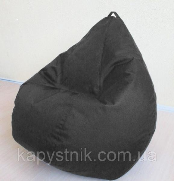 Кресло груша Оксфорд Черный ТМ Тia-sport Тиа-Спорт: sm-0052 (Украина)