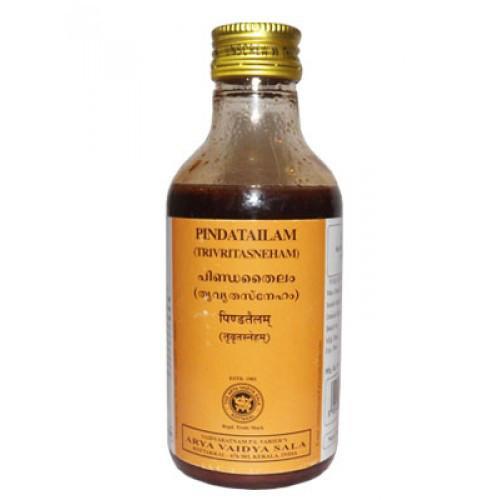 Массажное масло Пинда Тайлам (Pinda Tailam) 200мл