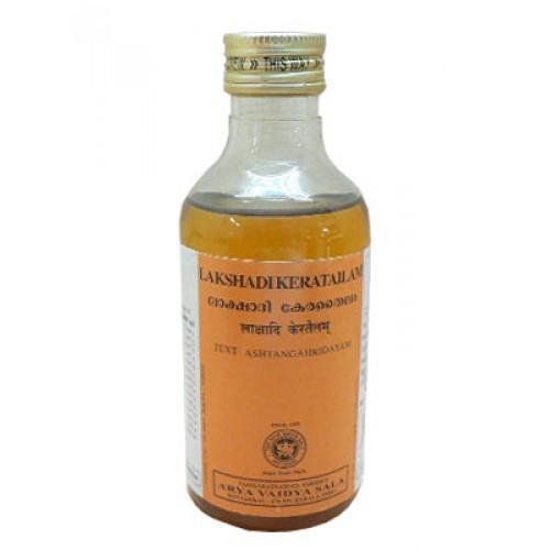 Массажное масло Черия Лакшади Тайлам (Cheriya Lakshadi Tailam) 200мл