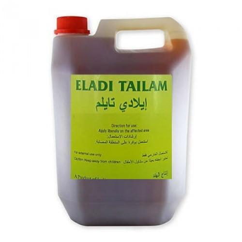 Массажное масло  Элади Тайлам (Eladi Tailam) 5 литр