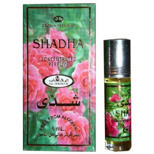Женские масляные духи AL REHAB SHADHA с роллером 6 мл