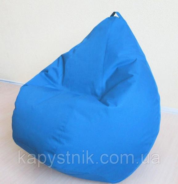 Кресло груша Оксфорд Голубой ТМ Тia-sport Тиа-Спорт: sm-0041 (Украина)