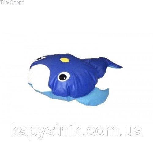 Детское кресло-мешок Дельфин ТМ Tia-Sport Тиа-Спорт: sm-0314 (Украина)