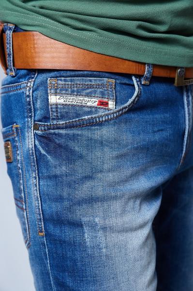 Джинсы мужские Dsl 560 синие реплика