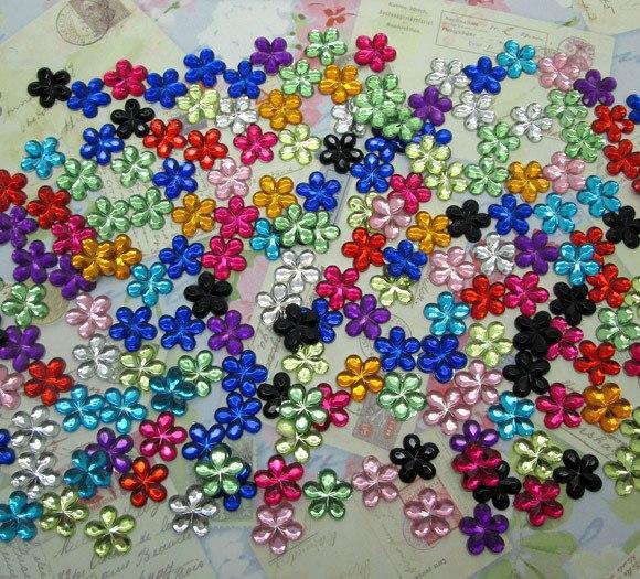 Фото Бусины ,полубусины ,стразы,.цветок.шина, тесьма пластик, Стразы  пластик, акриловые Стразы 10 мм.