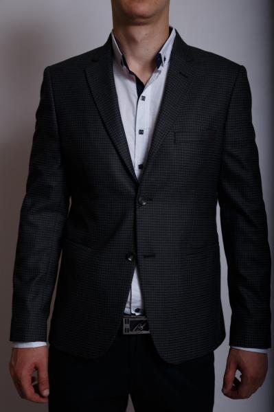 Пиджак мужской приталеный Format 6207