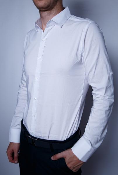 Рубашка мужская Pierini 7199 белая реплика