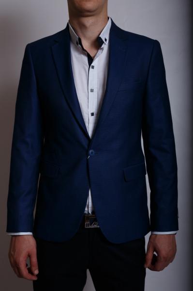 Пиджак мужской Daniel S 334192 синий
