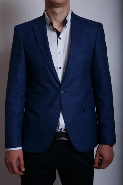 Пиджак мужской Daniel S 857829 синий