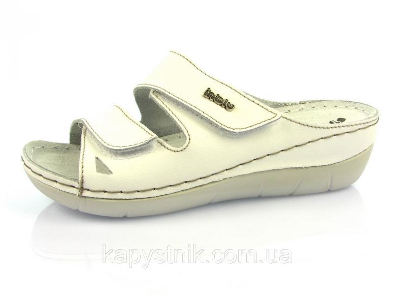 Ортопедическая женская обувь р.38-39 Inblu сабо: CB19PT/001