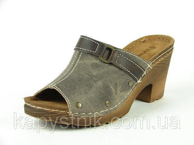 Женская обувь р.36-40 Inblu сабо:ZA04JD/043