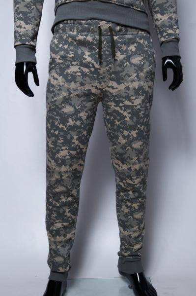 Спортивные штаны мужские Barbarian 379965-4 камуфляж