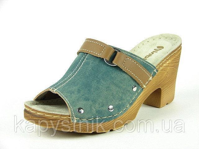 Женская обувь р.37-41 Inblu сабо:ZA04JD/01K