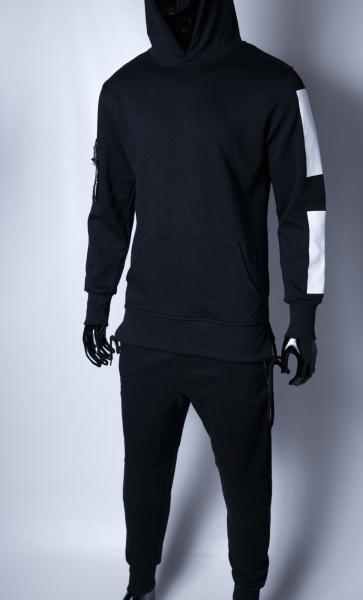 Худи мужская GS 626321 черная