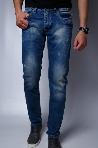 Джинсы мужские Fashion M 3950 реплика