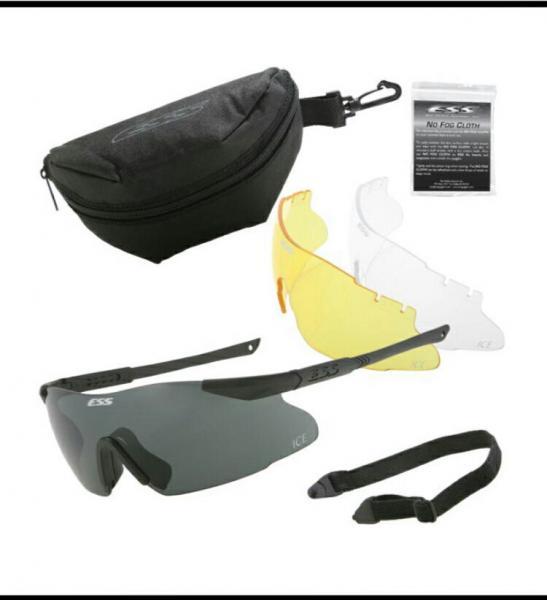 Тактические очки ESS ICE