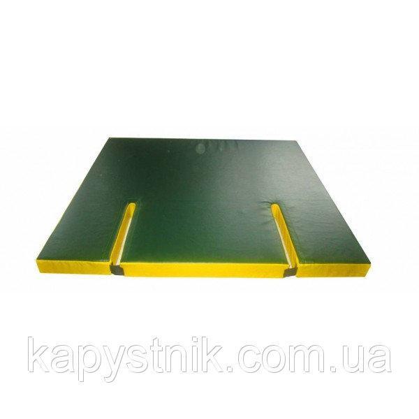 Мат с вырезом 120-100-8 см ТМ Тia-sport Тиа-Спорт: sm-0130 (Украина)