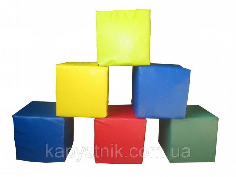 Модульный набор Кубики ТМ Тia-sport Тиа-Спорт: sm-0172 (Украина)