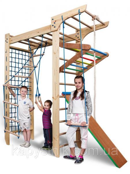 П-образный детский уголок ТМ SportBaby: «Kinder 5-240» (Украина)