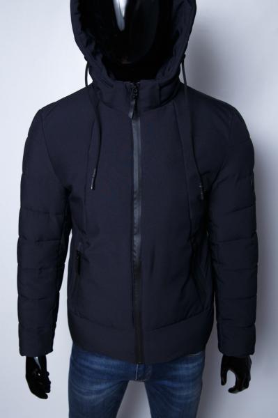 Куртка мужская зимняя FR 15351_2 синяя