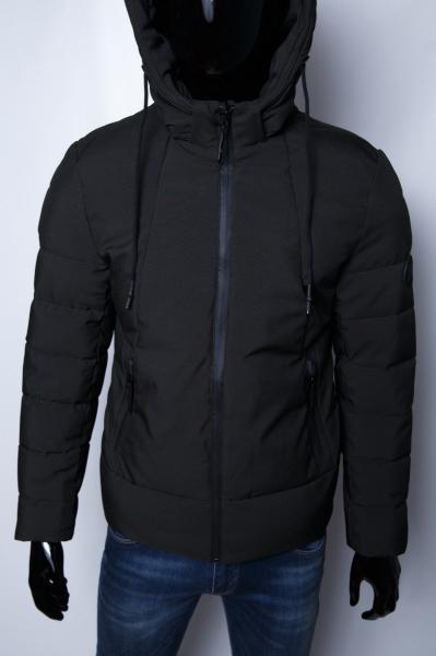 Куртка мужская зимняя FR 15351_1 хаки
