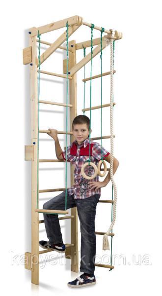 Детский спортивный уголок ТМ SportBaby: «Teenager Sport 2-220» (Украина)