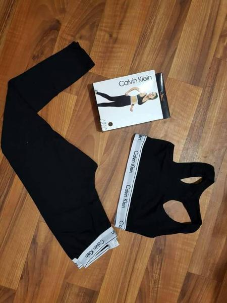 Calvin Klein комплект топ+лосины