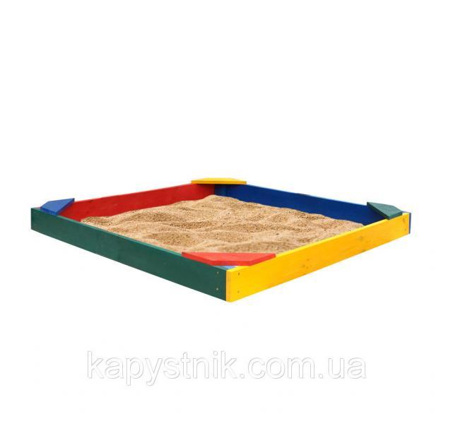 Песочница ракушка ТМ SportBaby: Песочница -15 (Украина)